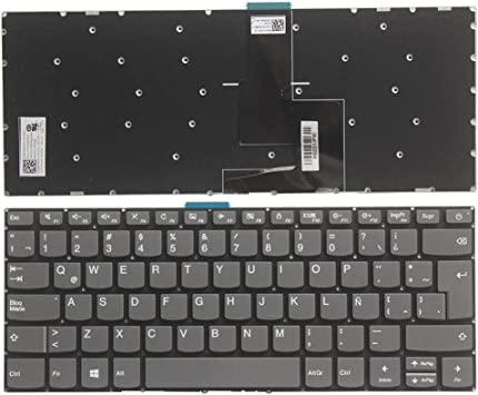 New For LENOVO IDEAPAD 700-14ISK Keyboard Latin Spanish Teclado Backlit No Frame