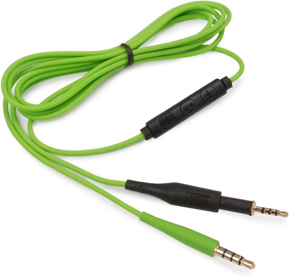 Reytid Ersatzkabel Kompatibel Mit Akg K450 K430 K451 Elektronik