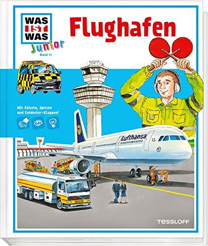 Flughafen: Wann sind Flugzeuge startklar? Wie wird man Pilot? Wie sah das erste Flugzeug aus?