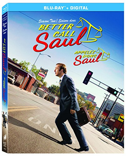 Better Call Saul: Season 2 -  Blu-ray, Rated PG-13, Bob Odenkirk