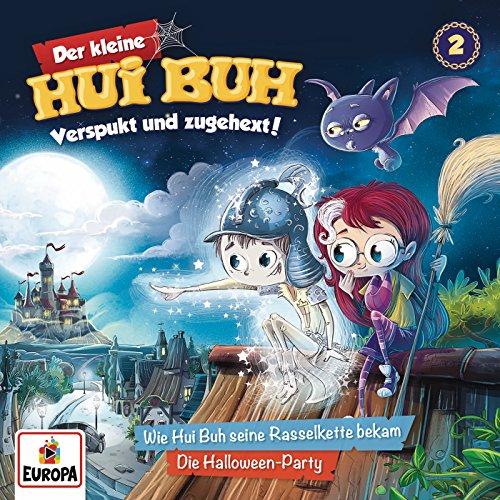 002/Hui Buh und seine Rasselkette/Halloween-Party ()