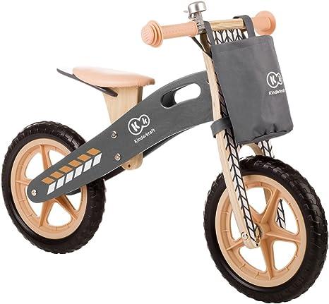 Kinderkraft - Bicicleta infantil sin pedales natural: Amazon.es: Bebé