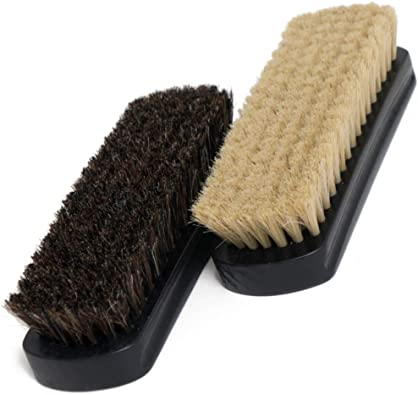 Polishing Gloves Shoe Care Brush for Leather Shoes Bag Sofa Cleaning