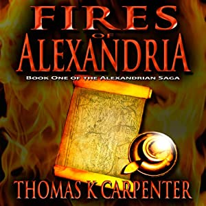 Fires of Alexandria Audiobook