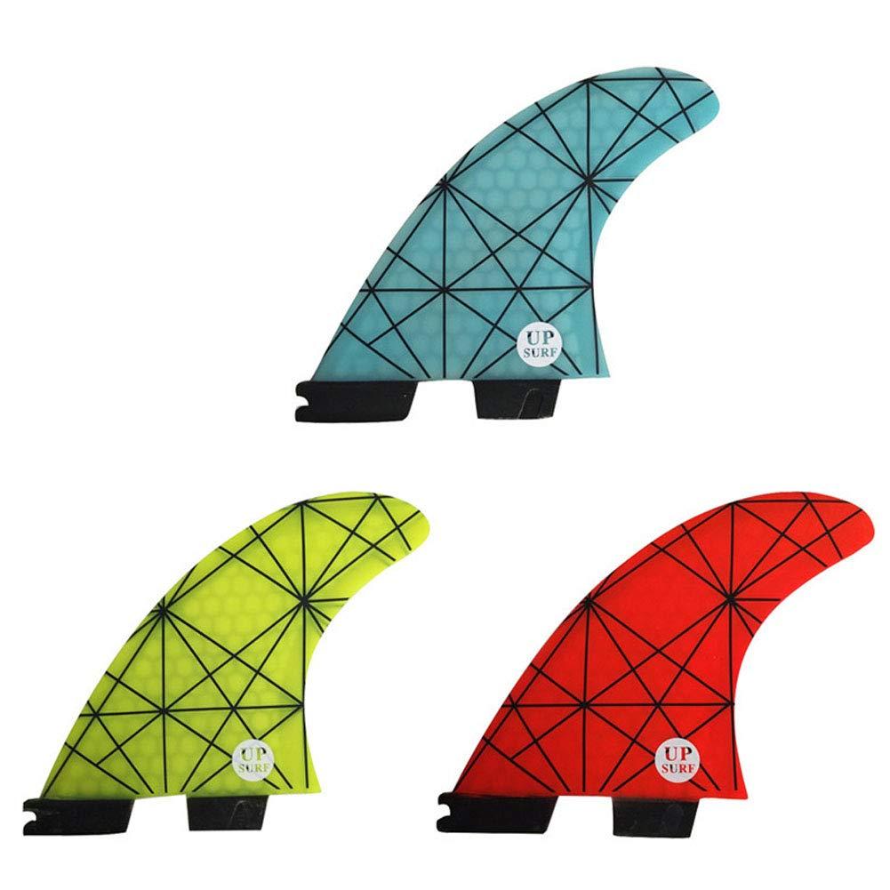 RONSHIN FCSII G5 Tri Fin Set Surfboard Honeycomb Fins FCS 2 Fin FCS II Fin Quilhas