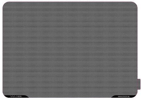 Crecon Sol Protector de Pantalla, 2Unidades de Cada 32x 45cm, diseño: Negro