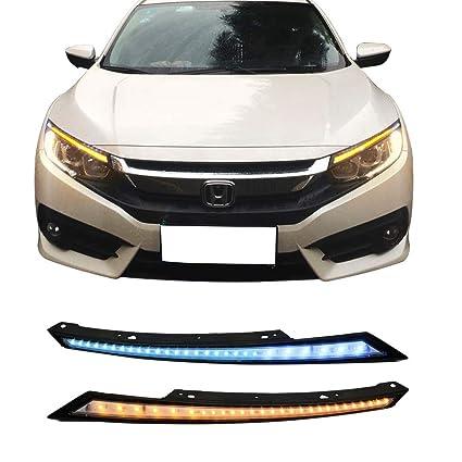Honda Civic 2017 Colors