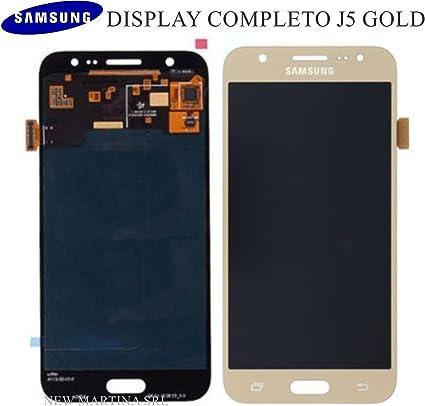 Galaxy J5 Samsung - Pantalla táctil LCD para Samsung J500, Color ...