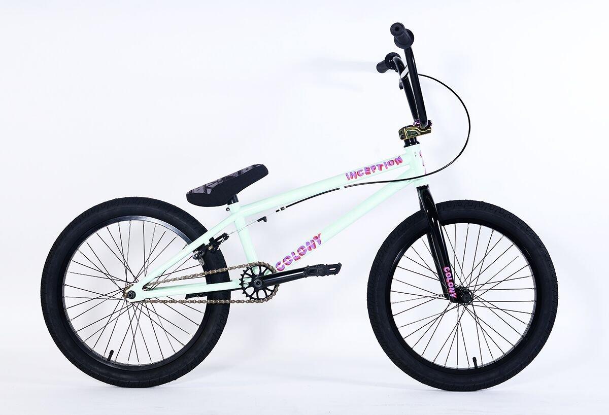 (BMX ストリート フルクロモリ) COLONY 2018 Inception B076S7THT1