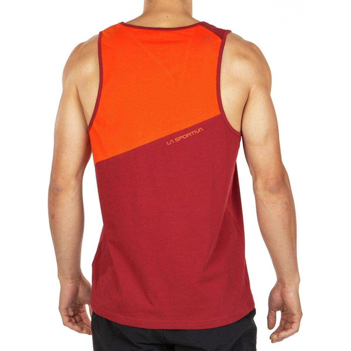 aafe896a694e25 Amazon.com  La Sportiva Men s Dude Tank  Clothing