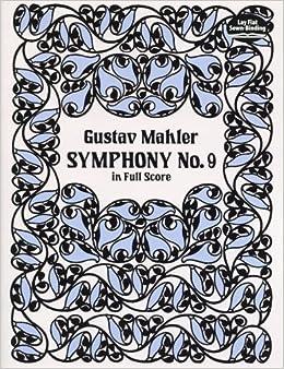 マーラー: 交響曲 第9番 ニ長調/ドーヴァー社/大型スコア