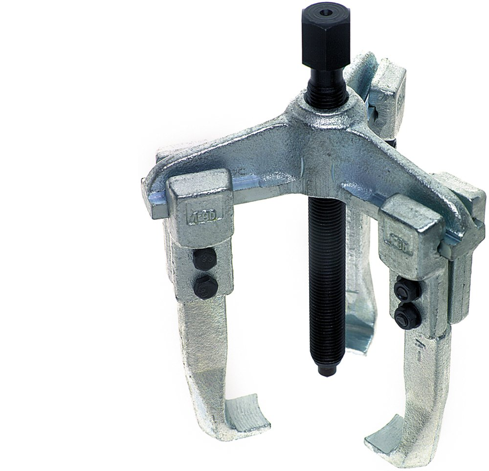 Stahlwille 11051-3 Standard 3 Arm Puller, Size 3, 25-160mm Clamp. Width, 150mm Clamp Depth