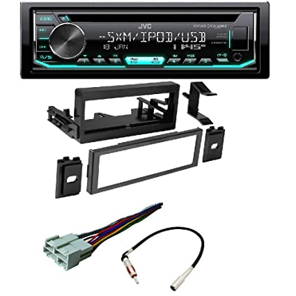 Consumer Electronics JVC CD Player Receiver Stereo w/MP3/WMA/Aux For 1999-2002 Chevy Silverado 3500 Vehicle Electronics & GPS