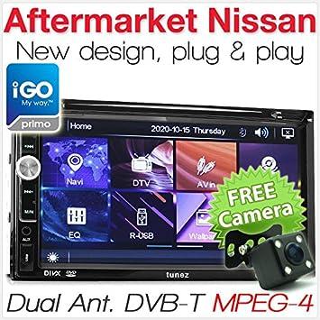 Reproductor de DVD Digital para Coche, GPS, DVB-T, Mpeg-4 ...