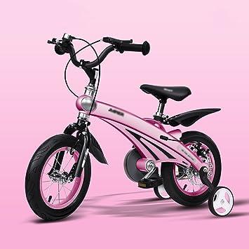 Carrito de bebé Bicicleta de niño 3 años de Edad, Cochecito de bebé bebé 12/14/16 Pulgadas Bicicleta de montaña Bicicleta de niño Bicicleta: Amazon.es: ...