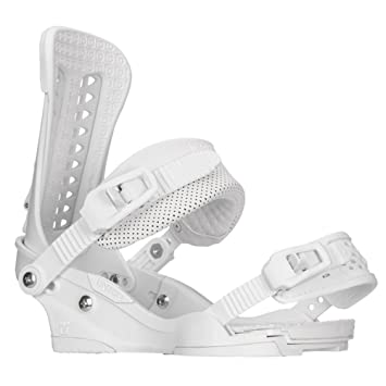 c3cfa5ea8a7 2017 Union Force Snowboard Bindings - White Medium  Amazon.co.uk ...