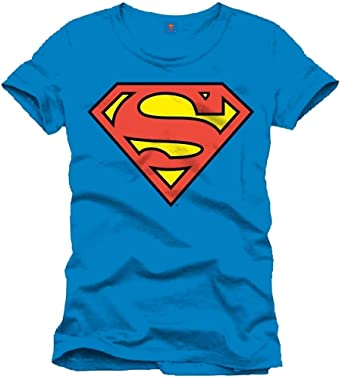 e6703db886116 Cotton division - HSUPTS1240 - Superman T-shirt - Homme: Amazon.fr:  Vêtements et accessoires