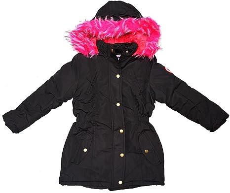 qualité fiable garantie de haute qualité nouveau design Smile Girl - Manteau - Fille - - 6-7 ans: Amazon.fr ...