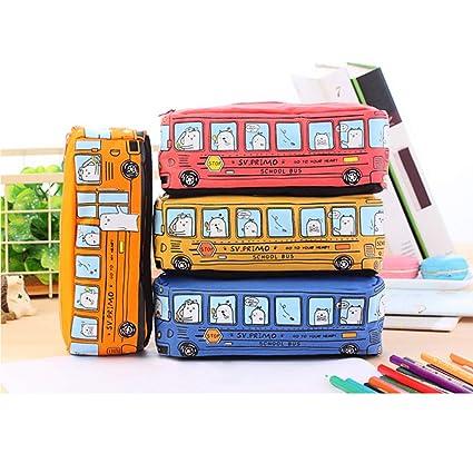 Bus - Estuche para lápices, bolígrafos, bolsas de maquillaje ...