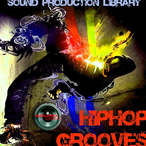 HIP-HOP GROOVES – HUGE UNIQUE 24bit WAVE Multi-Layer Samples Library on CD