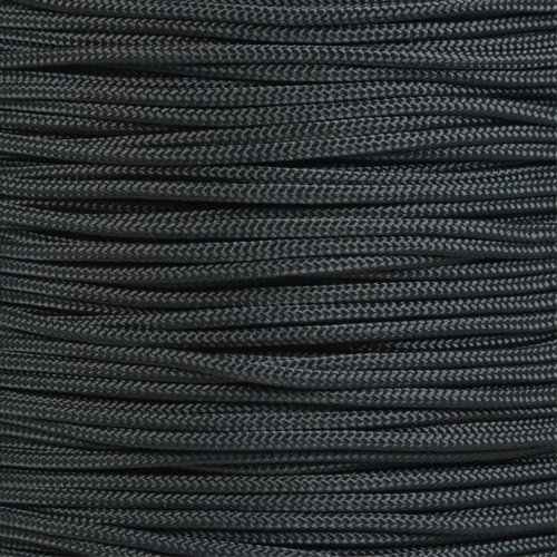 3 Mm Accessory Cord - PARACORD PLANET 10, 25, 50, and 100 Foot Hanks of 425 Paracord (3mm) Made of 100% Nylon For Tactical, Crafting, Survival, General Use, and Much More!