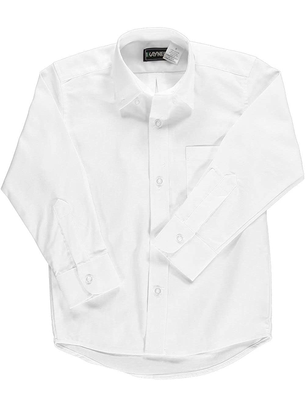 8 white Rifle Kaynee Unisex L//S Button-Down Shirt