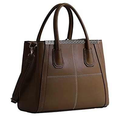 b1e1f998e085e LEESUN LONDON Tote Bag For Women Celebrity Style Handbags Ladies Faux Leather  Bag Ladies Shoulder Bag