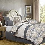Nanshing Camila 7 Piece Queen Comforter Set