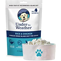 Under the Weather Pets   Easy to Digest Bland Dog Food Diet, Sick Dogs Sensitive Stomachs - Electrolytes - Gluten Free…