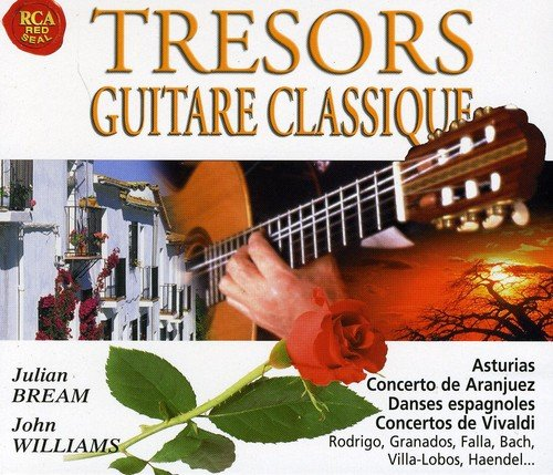 CD : John Williams & Julian Bream - Guitare Classique (Germany - Import, 4PC)