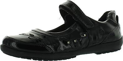 agenda Guardia ecuador  Amazon.com   Geox Girls Bon Bon C Fashion School Shoes, Black Patent, 29    Flats