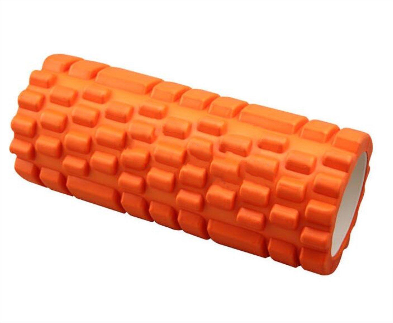 Chaiyan Fitness Yoga Säule Schaumrolle Hohlwelle Balance Bar Yoga Massage 33Cm Multicolor