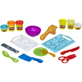 Play-Doh B9012EU40 Kitchen Creations Shape N Slice Play Set