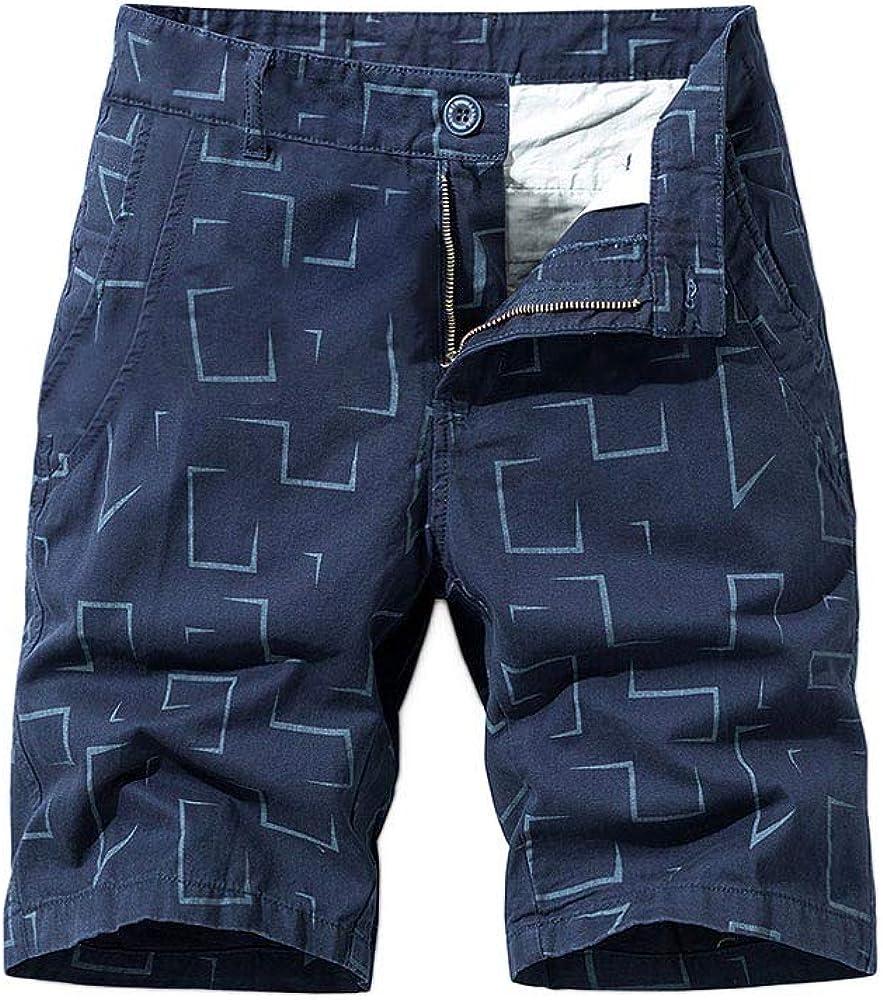 ZODOF Pantalones Corta para Hombre,Chándal de Hombres Color sólido ...