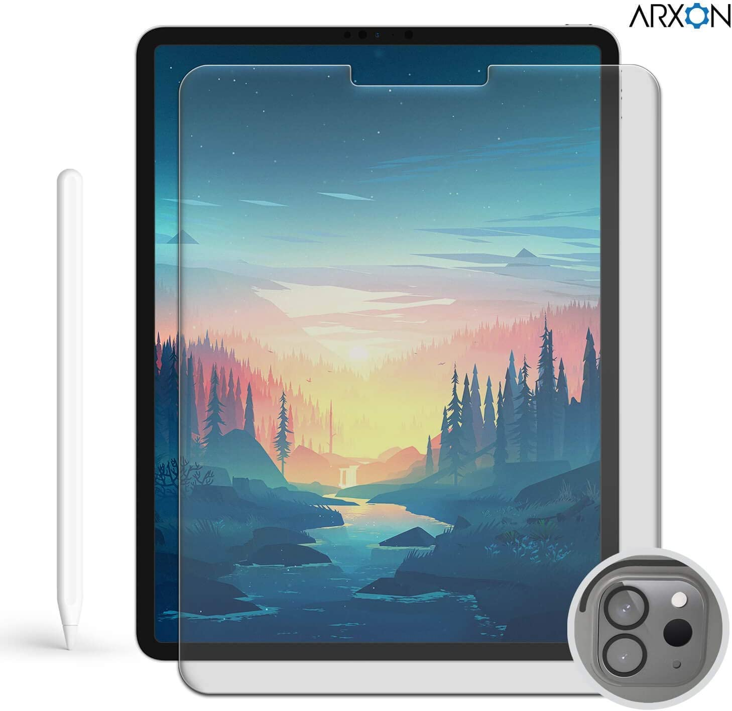 Paperfeel iPad Pro 12.9 Screen Protector…