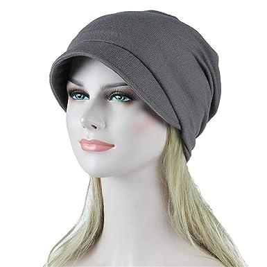 Kinlene Damen Hut Männer Frauen Baggy Warm Crochet Winter Wolle ...