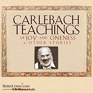 Carlebach Teachings of Joy and Oneness & Other Stories Speech