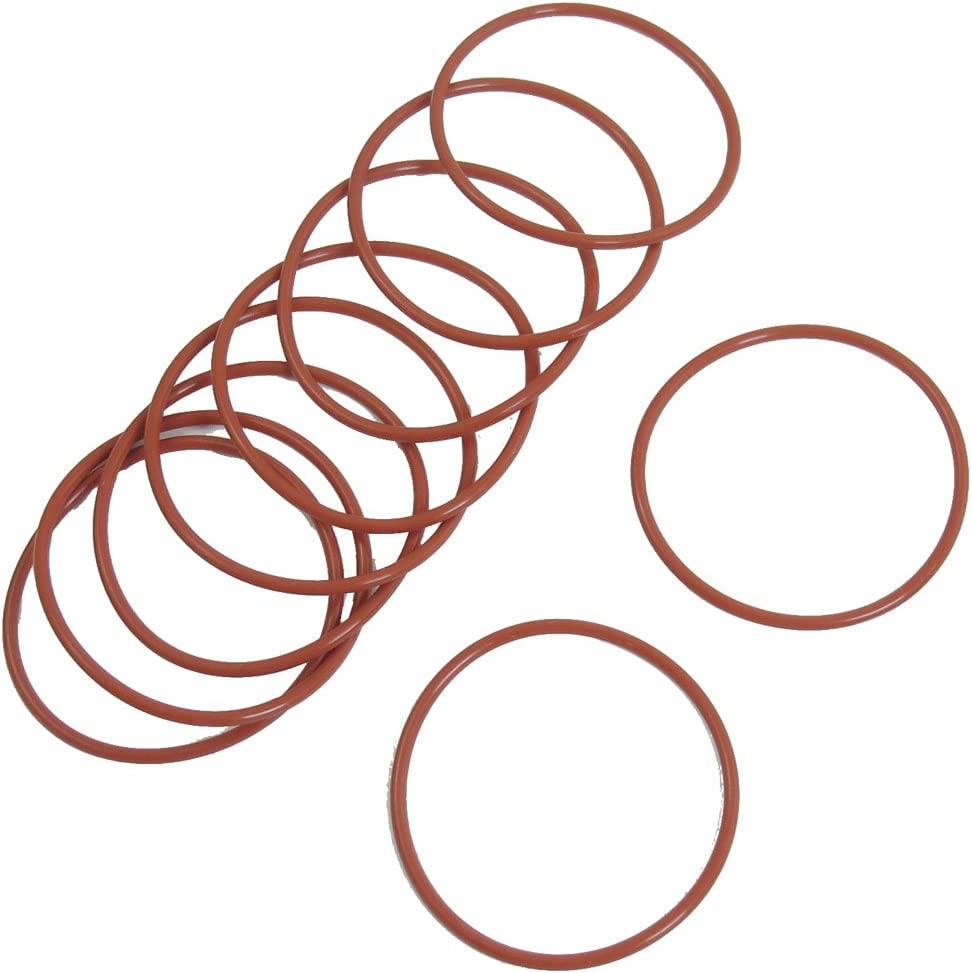 14mm x 3mm uxcell Mechanical Rubber O Ring Oil Seal Gaskets 10 Piece