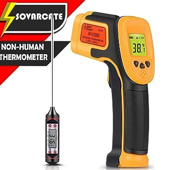 Infrared Thermometer Gun Digital