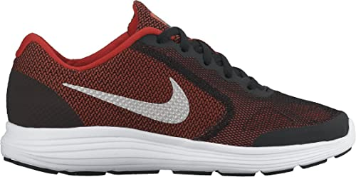 4110e84662 Image Unavailable. Image not available for. Colour  Nike Boys  Revolution 3 Running  Shoe (GS) ...