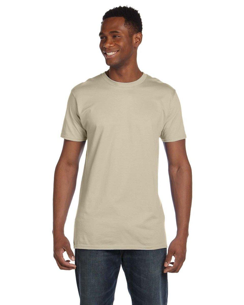 Hanes 4980 4.5 oz 100% Ringspun Cotton T-Shirt