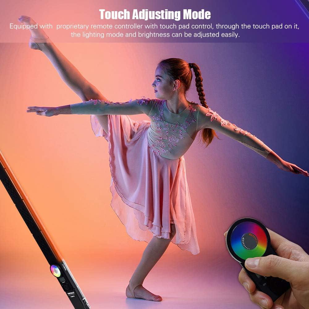 YONGNUO 2pcs YN360III Handheld LED Video Light RGB Dimmable 3200-5500K
