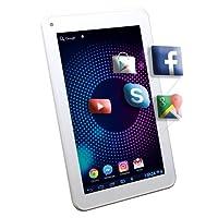 "Tablet Quad Core 7"" Dz7Bt Wifi 1Gb Branco"