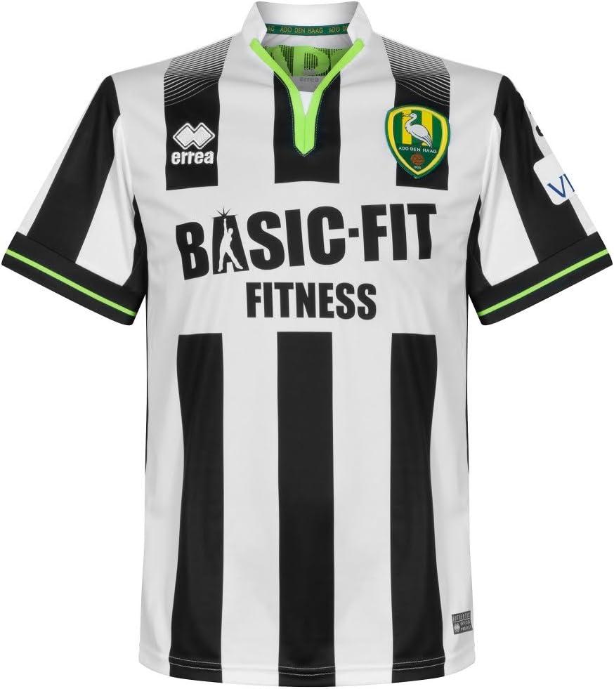 Ado Den HAAG Camiseta de visitante del 2016 2017, Hombre, Blanco: Amazon.es: Deportes y aire libre
