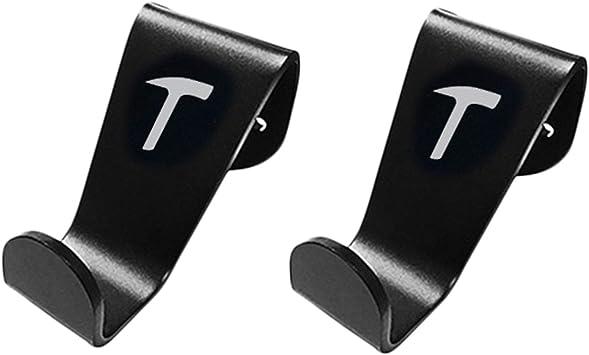 per Tesla Model 3 con clip per seggiolino auto Supporto per sedile auto