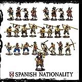 FireLockGames Blood and Plunder: Spanish Nationality Set
