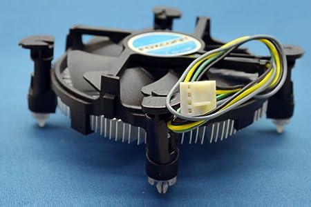 Foxconn Cpu Kühler Für Intel Sockel Lga1155 Lga1151 Lga1150 30 Mm Hoch Kupferkern Computer Zubehör