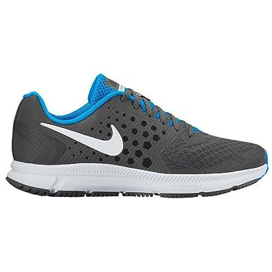 bc7067d7d31036 Nike New Men's Air Zoom Span Running Shoe Grey/Photo Blue 8: Buy ...