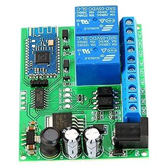 55adb5dadc0 Módulo de relé Bluetooth