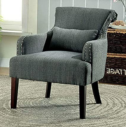 Amazon.com: Hebel Celina Accent Chair | Model CCNTCHR - 300 ...